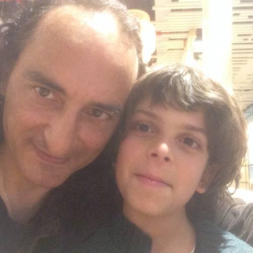 Leandro y Sergio